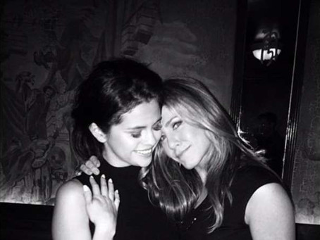 "Aseguran que Selena Gomez y exesposo de Jennifer Aniston son ""más que amigos"""