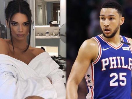 Kendall Jenner lleva a su nuevo romance a donde llevaba hace poco a su ex