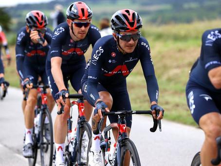 Richard Carapáz mantiene noveno puesto en la general, con triunfo de Mark Cavendish en Chateauroux