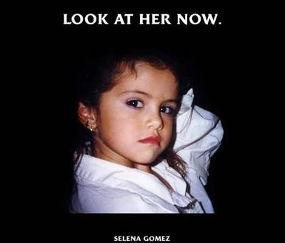 """Selena Gomez nos trae un nuevo lanzamiento sorpresa """" Look at her now"""""""