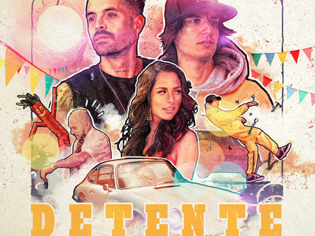 """""""Detente"""" es el nuevo sencillo de Mike Bahía que es parte de su primer álbum de estudio &q"""