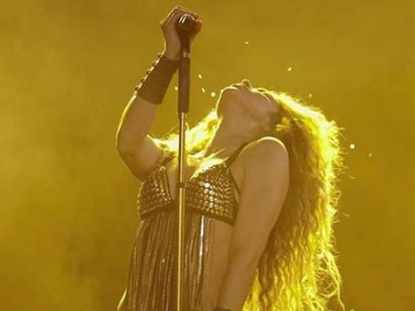 Shakira vio truncada su participación en Rusia 2018