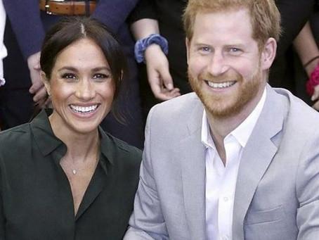 Meghan Markle está embarazada de su primer hijo con Harry