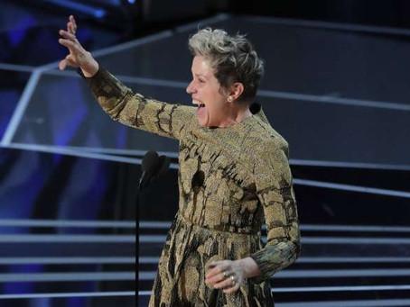 El poderoso discurso feminista de la mejor actriz