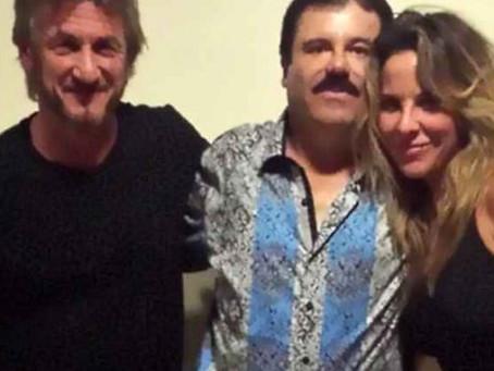 Sean Penn envía un mensaje a Kate del Castillo durante entrevista
