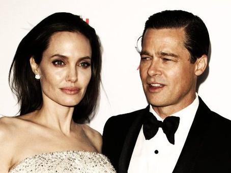 Brad Pitt y Angelina Jolie planean viaje juntos para arreglar su divorcio