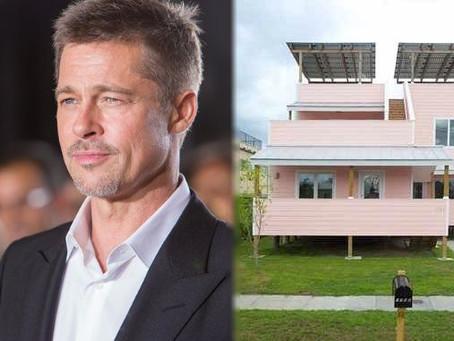 """Brad Pitt nunca prometió """"casas buenas"""" y pide ser sacado de demanda"""