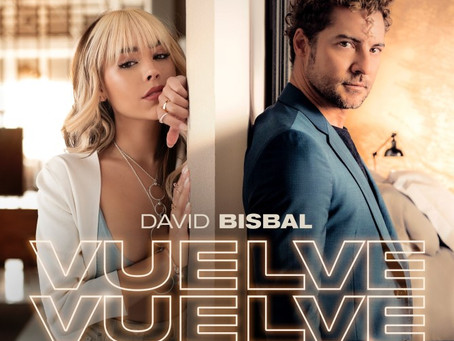 David Bisbal y Danna Paola por vez primera juntos en 'Vuelve Vuelve'