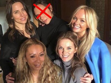 Las Spice Girls preparan reencuentro… pero sin Victoria