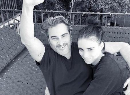 Joaquin Phoenix y Rooney Mara son padres de un bebé llamado River