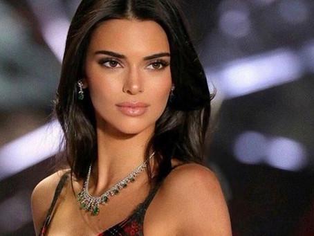 Kendall Jenner es la modelo que más gana y que menos trabaja