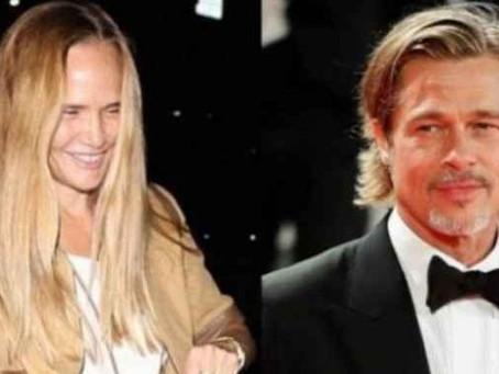 Brad Pitt estaría iniciando un nuevo romance