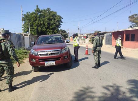 COE decide libre circulación vehicular en Ecuador por feriado del 10 de Agosto