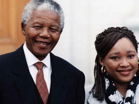 Falleció la hija menor de Nelson Mandela