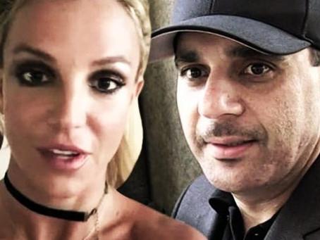Sam Lutfi estaría acosando a Britney Spears y a su madre Lynne