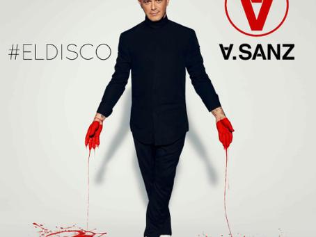Alejandro Sanz #ElDisco desde hoy a la venta