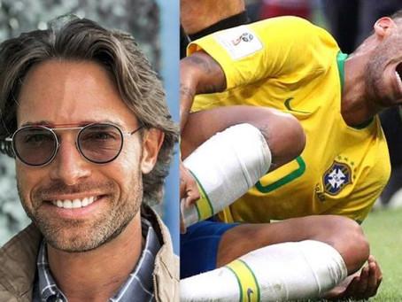 """Sebastián Rulli estalla contra Neymar por ser """"pésimo actor"""""""