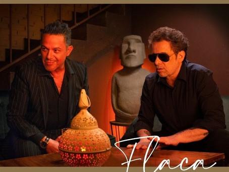 """Andrés Calamaro presenta """"Flaca"""" junto a Alejandro Sanz"""
