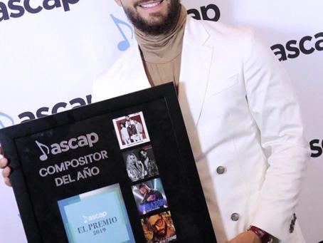 Maluma es galardonado con el premio ASCAP como compositor del año 2019
