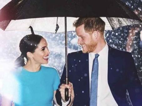El Príncipe Harry usó esta cuenta falsa de Instagram cuando conoció a Meghan Markle