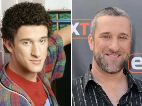 Actor Dustin Diamond está hospitalizado con cáncer
