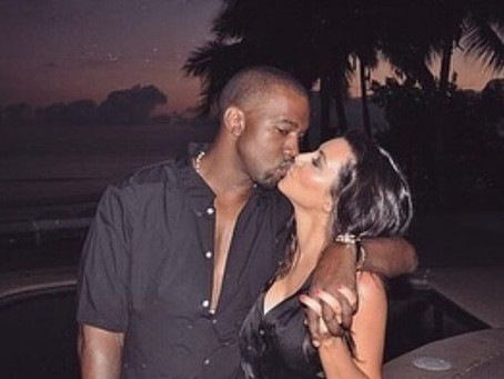 Kim Kardashian y Kanye West revelan el nombre de su cuarto hijo