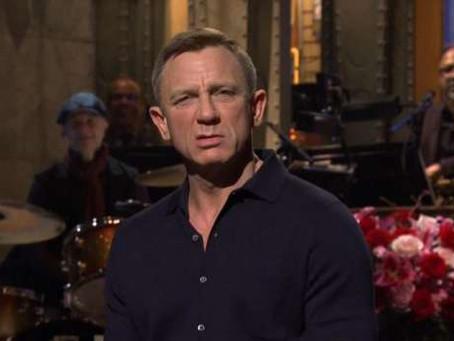 Daniel Craig no quiere una mujer interpretando a James Bond