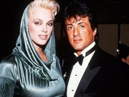 Ex de Sylvester Stallone está embarazada a sus 54 años