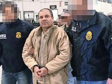 """Familiares de """"El Chapo"""" no pagarían su defensa"""