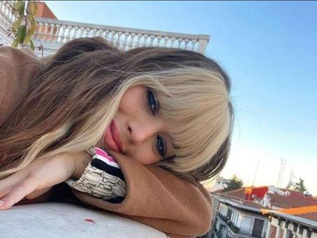 Danna Paola llevaba una 'doble vida' mientras rodaba la serie 'Élite'
