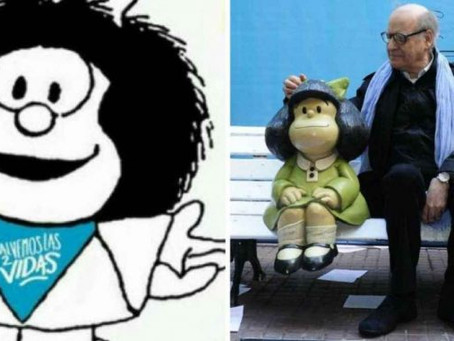 Muere el creador de Mafalda a la edad de 88 años