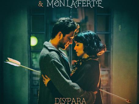 """""""Dispara lentamente"""" lo nuevo de Manuel Carrasco y Mon Laferte para cantarle al desamor"""