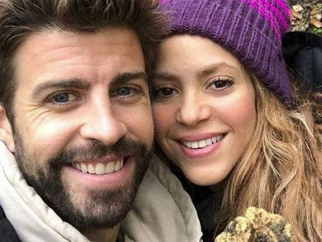Shakira hace alarde de su buena relación con su marido Gerard Piqué