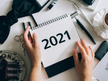 ¿Cuál es tu meta para 2021? Tips para cumplir tus propósitos de Año Nuevo