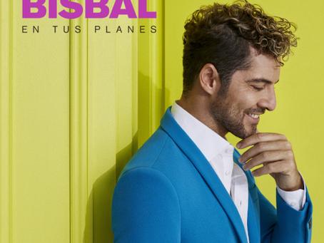 """David Bisbal publica hoy su nuevo disco y estrena vídeo """"En tus planes"""""""