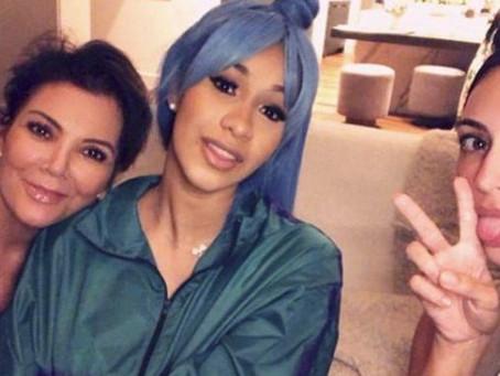 Kim Kardashian podría postularse como candidata a la presidencia
