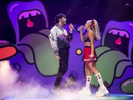 Danna Paola y Sebastián Yatra forman parte de los Kids Choice Awards México 2020