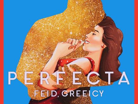 """Feid estrena su tan esperada colaboración musical """"Perfecta junto a Greeicy"""