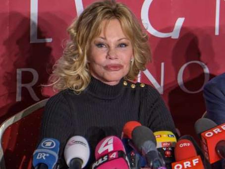 """Melanie Griffith: """"Separarme de Antonio Banderas fue la verdadera cura"""""""