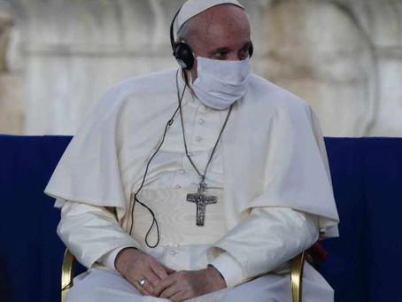 El Papa Francisco pide la aprobación de leyes de unión civil para parejas del mismo sexo