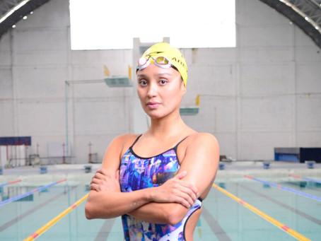 La estrategia que Samantha Arévalo prepara para la maratón acuática de hoy en los Juegos Olímpicos