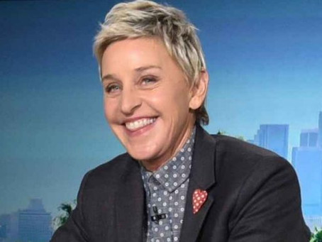 Ellen DeGeneres pasea en bicicleta tras superar el Covid-19