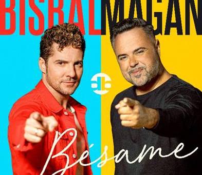 "David Bisbal nos trae su nueva canción ""Bésame"" junto a Juan Magán"