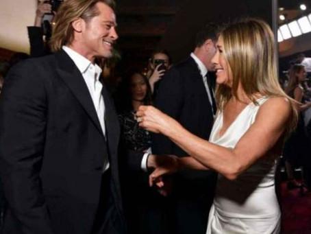 Brad Pitt estaría acompañando a Jennifer Aniston durante la cuarentena por el Covid-19