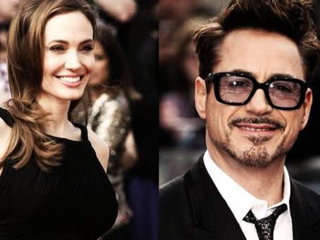 Angelina Jolie trata de conquistar a otra famosa estrella de Hollywood