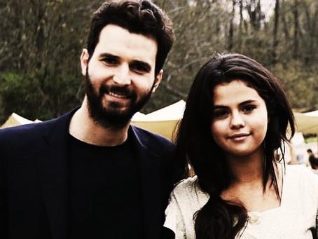 Selena Gomez inicia romance con productor de cine