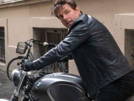 Tom Cruise se empeña en finalizar rodaje de Mission Imposible en tres semanas