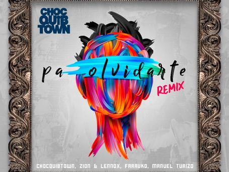 "Chocquibtown estrena ""Pa' Olvidarte"" (Remix) junto a Zion & Lennox, Farruko y Manu"
