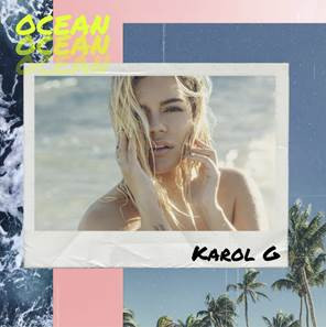 'Ocean' el nuevo álbum de Karol G