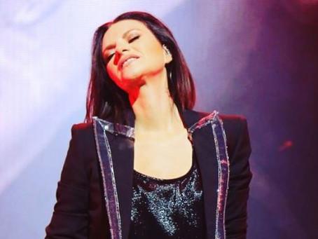 Laura Pausini quiere dueto con Luis Miguel